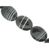 Sard Onyx - Oval - 30x40mm